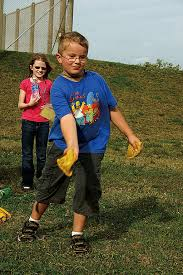 7 Fun Ideas For Backyard Games Week