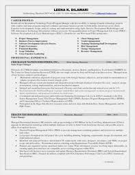 Project Manager Resume Example Best Templates Format Sample Pdf Professional Management Resum Medium Size