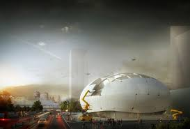 100 Maa Architects MAA Designs Worlds First Pioneer Robot Science Museum That