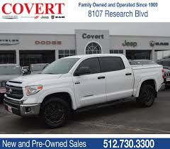 100 Toyota Tundra Trucks For Sale PreOwned 2014 4WD Truck SR5 Crew Cab Pickup In Austin