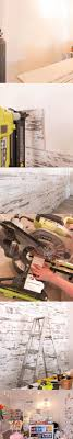 DIY Pared con láminas de madera Muy Ingenioso