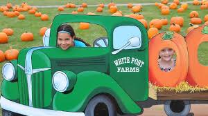 Pumpkin Picking Long Island Ny by Long Island Fall Festival Enjoy White Post Farms Farm Festival