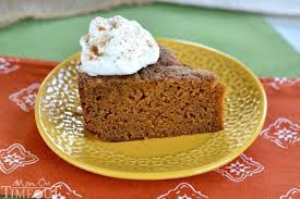 Slow Cooker Pumpkin Pie Cake Mom Timeout
