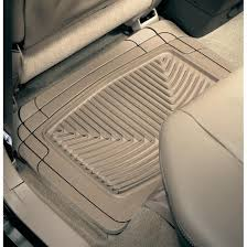 Laser Measured All Weather Floor Mats by Weathertech All Weather Rear Floor Mats 168489 Floor Mats At