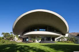 100 John Lautner For Sale Bob Hopes Palm Springs UFO Home Goes On PHOTOS