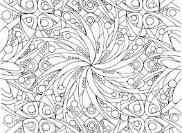 Abstract Coloring Pages Difficult For Teenagers Cool