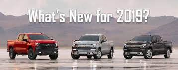 100 Chevy Pickup Truck Models New 2019 Model Changes McCarthy Chevrolet Dealership
