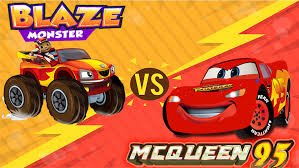 Blaze With Monster Machines VS McQueen Lightning 3 - Android Apps ... Disney Cars Gifts Scary Lightning Mcqueen And Kristoff Scared By Mater Toys Disneypixar Rs500 12 Diecast Lightning Police Car Monster Truck Pictures Venom And Mcqueen Video For Kids Youtube W Spiderman Angry Birds Gear Up N Go Mcqueen Cars 2 Buildable Toy Pixars Deluxe Ridemakerz Customization Kit 100 Trucks Videos On Jam Sandbox Wiki Fandom Powered Wikia 155 Custom World Grand Prix