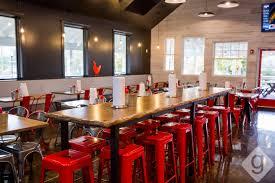 Floor Plan For A Restaurant Colors A Look Inside Hattie B U0027s Melrose Nashville Guru