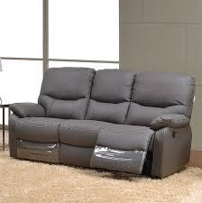 canapé 3 places relax électrique pongo meubles bouchiquet