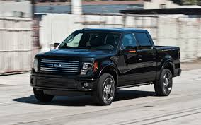 2012 Ford F-150 SuperCrew Harley-Davidson Edition First Test - Motor ...