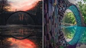 100 Water Bridge Germany Devils VIX