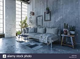 gemütliche ecke in einem loft conversion wohnzimmer mit