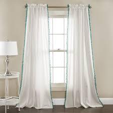 Plum And Bow Blackout Pom Pom Curtains by The 25 Best Pom Pom Curtains Ideas On Pinterest Dorm Room