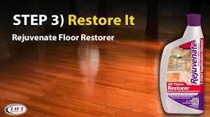 rejuvenate floor youtube