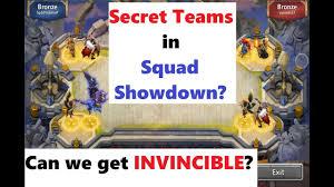 Castle Clash Pumpkin Duke Best Traits by Can We Reach Invincible In Squad Showdown Secret Teams Castle
