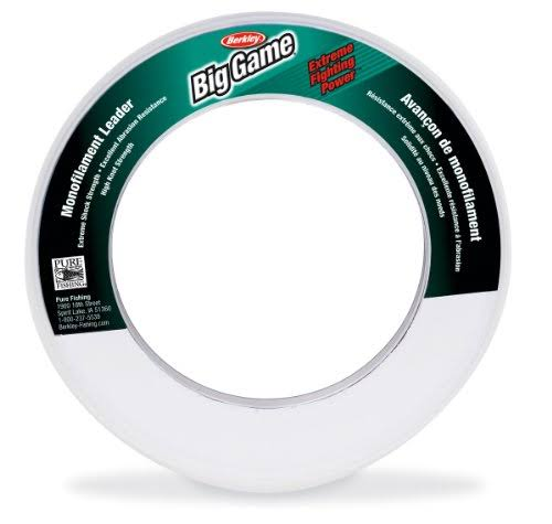 Berkley Trilene Big Game Monofilament Leader Wheel