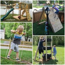 The Best Backyard DIY Projects For Your Outdoor Play Space Freestanding Aframe Swing Set 8 Steps With Pictures He Got Bored With His Backyard So Tore It Down And Pergola Canopy Fniture Free Pergola Plans You Can Diy How To Build A Arbor Howtos Diy Nearly Handmade Building Stairs For The Club House To A Fort Outdoor Goods Simpleeasycheap Porbench 2x4s Youtube Discovery Weston Cedar Walmartcom Combination Playhouse And Climbing Wall How Porch Made From Pallets Simple Ideas All Home For Tim Remodelaholic Tutorial An Amazing Firepit
