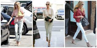 Top Ten Best Celebrity Street Style