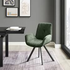 inosign esszimmerstuhl elif 2er set sitz und rücken gepolstert in 3 verschiedenen farben