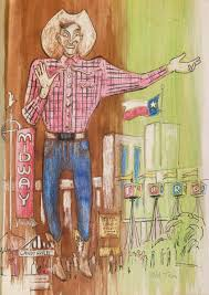 Big Tex Old Ol Whatever You Call Him Otis Dozier