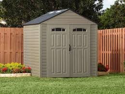 Rubbermaid Garden Tool Shed by 10 Practical Solutions For Your Motorcycle Shed Zacs Garden