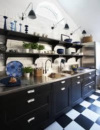 regale in der küche statt wandschränke welche regale in der