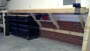 garage workbench plans garage workbench and storage systems garage