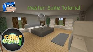 Minecraft Xbox 360 How To Build A Master Bedroom Suite Tutorial TU19