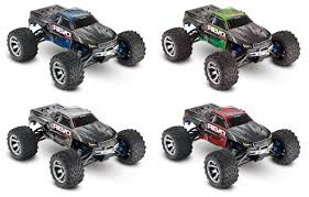 100 Traxxas Nitro Rc Trucks Revo 33 4WD RTR Monster Truck WTQi Green 24Ghz