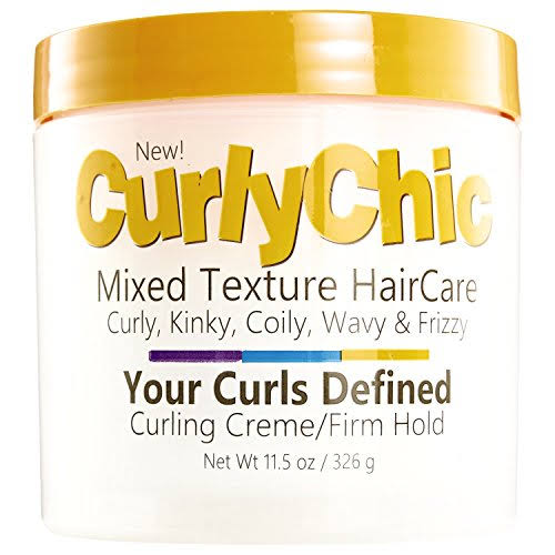 Curly Chic Your Curls Defined Creme - 11.5oz