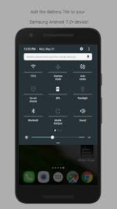 battery tile android apps on play