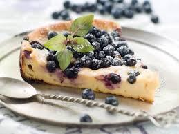gâteau magique myrtilles une recette de dessert facile