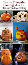 Best Pumpkin Carving Ideas 2015 by Best 25 Creative Pumpkin Carving Ideas Ideas On Pinterest