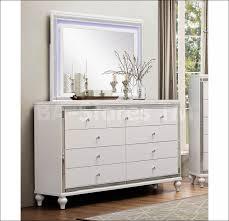Pier One Mirrored Dresser by Bedroom Amazing White Dresser With Mirror Drawers Dresser With