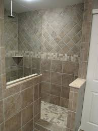 white walk in shower tile design ideaswalk replacement cost master