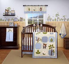 Amazon Ed Bauer Owl Creek 4 Piece Crib Bedding Set