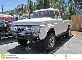 Ford Four Wheel Drive Truck Photo Éditorial Image Du Automobile In ...