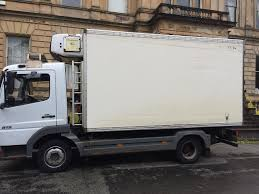 100 Freezer Truck Mercedes Atago 815 2005 15feet Box Freezer Truck In West End