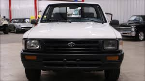 1992 Toyota Pickup - YouTube 1992 Toyota Pickup Information And Photos Zombiedrive Simply Clean Photo Image Gallery The Handoff Toyota Pickup 4 Capsule Review 4x4 Truth About Cars Dlx Fast Lane Classic 4x4 Extended Cab 24hourcampfire Toyota Pickup Turbo For Sale 4000 Sold Youtube Filetoyota Hilux 18 15033354909jpg Wikimedia Commons Austin Motors 1993 Green