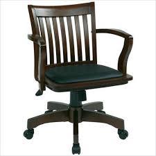 Wh Gunlocke Chair Co Wayland by Bankers Chair Ebay