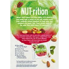 Planters NUT rition Heart Healthy Mix 7 ct Box Walmart