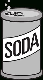 Soda Can Clip Art At Clker Vector Clip Art line Royalty regarding Pop Clipart