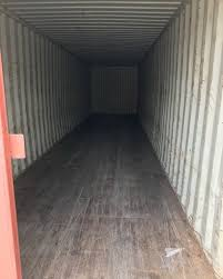 100 Shipping Container Flooring 40 S For Storage Clazorg