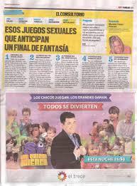 Diario Muy Juegos uales – Mariela Tesler