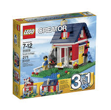 100 Small Lego House Amazoncom LEGO Creator Cottage 31009 Toys Games
