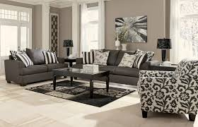 Levon Charcoal Sofa Canada by Simmons Flannel Charcoal Sofa With Pillows Best Home Furniture