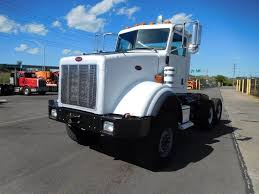 100 Day Cab Trucks For Sale Look At This 2007 Peterbilt 357 Tandem Axle Truck