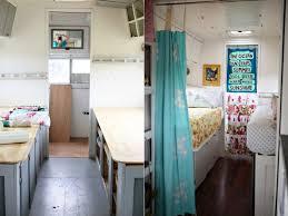 Image Of Vintage Camper Remodel Ideas Cost