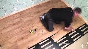 imprezzo luxury vinyl flooring with underlay youtube